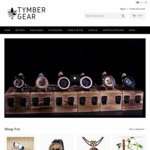15% Discount on All Wood Watches, Sunglasses and Accessories + Free Shipping at Tymber Gear