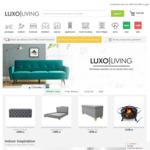20% off Storewide @ Luxo Living
