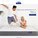 EVA Mattress EOFY - Take $150 off All Bed Sizes ($400 for SB, $600 for DB, $700 for QB, $800 for KB)