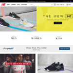 20% off Full Priced Items @ New Balance