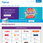 Get a 15% Velocity Points Bonus When Transferring Flybuys Points (Minimum 2000 Points)