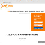 [VIC] 2 Days Free Airport Parking (5 Days Min Stay) @ Ace Airport Parking
