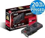 Asus AMD Radeon RX 570 Expedition OC 4GB Graphics Card $220 Shipped from Tech Mall eBay