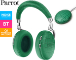 """Parrot Zik 3 Wireless Headphones + Qi Charger """"Crocodile Green"""" $129 + Delivery (Free with Club Catch Membership) @ Catch"""