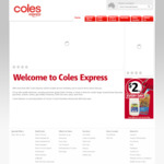 [VIC] Free Pie with Codeword @ Coles Express