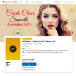 [PC] $0 GIF Maker - Photos to GIF, Video to GIF @ Microsoft