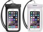 CHOETECH [2-Pack] Waterproof Phone Pouch Cases 30% off $9.99 (Was $14.19) + Free Standard Shipping @ CHOETECH Amazon