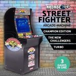 Street Fighter Retro Arcade Machine Arcade1Up Game Cabinet $399.20 Delivered @ OzPlaza eBay
