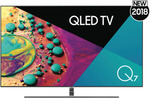 """Samsung QA65Q7FNAWXXY 65"""" (165cm) QLED UHD Smart TV for $2695.5 ($2750.44 Delivered) at The Good Guys eBay"""