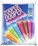 ½ Price Zooper Dooper Varieties 24 Pack $2.50, Annalisa Varieties 400gm $0.70, Beans $0.80 @ Coles