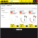Jaybird X3 Wireless In-Ear Headphones $99 @ JB Hi-Fi