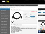 Dont Line up HDMI Cables Express Post 1.8m $9.95