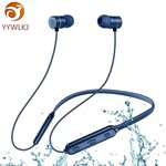 YYWLKJ Wireless Bluetooth Sports Neckband Earphones $17.99 + Delivery (Free with Prime/ $49 Spend) @ Youtrico Amazon AU