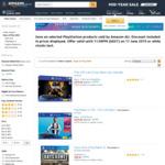 [PS4] God of War,Spider-Man $29 | Detroit $19 | Dualshock 4 $49 | PSVR $247.16 + More + Delivery (Free w/ Prime/$49) @ Amazon AU
