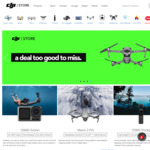 [QLD] 20% off RRP for the First 20 Customers at DJI Store Opening @ Westfield Shopping Centre (Carindale, Brisbane)