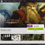 [PC] DRM-Free - Disciples II Gold (base game+3 expansions) - $3.69 AUD - GOG