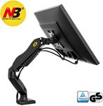 Desk-Mounted Single Monitor Stand with Gas Spring $39.95 Delivered @ ScreenMounts Amazon AU