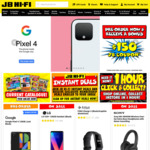 Telstra 12-Month Post Paid 60GB $65 Per Month & $500 JB Hi-Fi Gift Card for Port-in and New Number - In-Store Only @ JB Hi-Fi