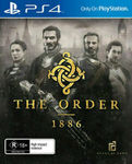 [PS4] The Order: 1886 $7.84 Delivered @ Repo Guys eBay