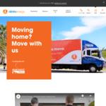 [WA] Free 5 Hour Moving Truck Rental (Adlam Transport) for Alinta Energy Customers