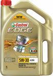 Castrol Edge 5W-30 5L Engine Oil $35.89 @ Supercheap Auto