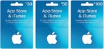 15% off iTunes & App Store Gift Card @ Woolworths
