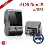 Viofo A129 Duo IR Dash Cam with GPS $185 + Delivery ($0 with eBay Plus) @ Shopping Square eBay