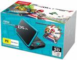 New Nintendo 2DS XL Black Blue with Mario Kart 7 $130 Delivered @ Amazon AU