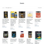 Onnit Alpha Brain 30 Serving Tub $72.25 + Postage @ The Supplement Shop