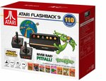 Atari Flashback 9 (Console with Games, SD Slot, HDMI) $52.65 Delivered @ Amazon AU