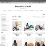 10% off Gift Kits @ Beard & Blade