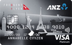 Bonus 75,000 Qantas Points on The ANZ Frequent Flyer Platinum ($0 Annual Fee Save $295 1st Year) @ Point Hacks (Exclusive Deal)