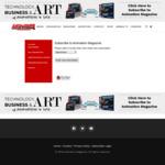 """Animation Magazine"", Free 1 Year Digital Subscription"