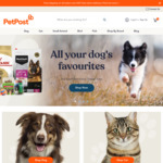 10% off Sitewide @ Petpost