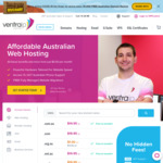 40% off Web Hosting Renewals (Up to 12 Months) and Upgrades @ VentraIP