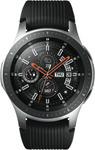 Samsung 1091101504 Galaxy Watch 46mm Bluetooth - Silver $280 C&C @ The Good Guys eBay