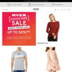 40% off Men's Full Priced Tommy Hilfiger, Levi's, Gazman, Footwear, Underwear and Sleepwear @ Myer