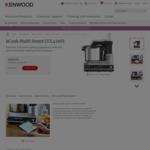 Kenwood kCook Multi Smart CCL450SI $540 Delivered @ Kenwood