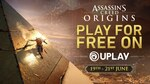 [PC] Assassin's Creed Origins - Free to Play From June 19-21 @ Uplay Ubisoft