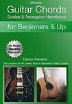 "[eBook] Free: ""Ultimate Guitar Chords, Scales & Arpeggios Handbook"" (240 Lesson, Step-By-Step Guitar Guide) $0 @ Amazon AU, US"