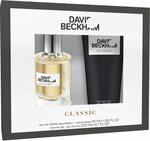 David Beckham Classic EDT 40ml & Shower Gel 200ml $8.88 + Delivery ($0 w/ Prime/ $39 Spend) @ Amazon AU