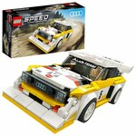 LEGO 76897 Speed Champions 1985 Audi Sport Quattro S1 $19, LEGO 71026 Minifigures 6 for $20 + Delivery / Pickup @ IT Station