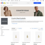 30% off (Max. $300) @ Country Road eBay AU