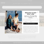 Win a Travel Voucher/Nixon/Wrangler Prize Pack Worth $3,000 from Surf Dive 'n Ski