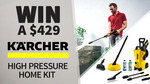 Win a Karcher K3 Premium Pressure Home Kit Worth $429 from Seven Network