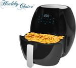 [UNiDAYS] Healthy Choice 8L Digital Air Fryer - Black $91.04 Delivered @ Catch
