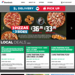 [WA] Traditional Pizzas $5.95ea (Pick up) @ Domino's (Joondalup)