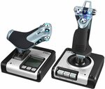 [Back Order] Logitech G X52 Flight Control System for PC $198.14 + Shipping (Free with Prime) @ Amazon UK via AU