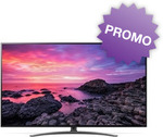 "LG 75"" 75NANO91TNA Ultra HD Smart TV $3570 + Delivery (Free Pickup) @ VideoPro"