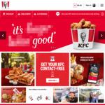 $4 off (Minimum $5 Purchase) with KFC via App